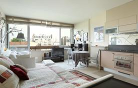 Cheap property for sale in Paris. Paris 16th District – A bright and peaceful studio apartment