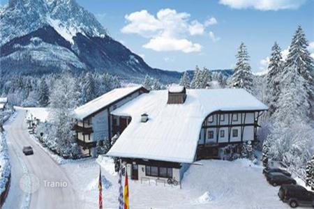 Hotels for sale in Bavaria. Three-star hotel in the Bavarian Alps with a 6,9% yield