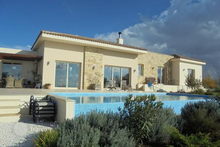4 bedroom houses for sale in Paphos (city). Luxurious Contemporary Villa Pano Arodes
