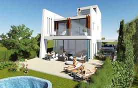 Elite villa with a terrace, a pool and sea views, near the beach, Chloraka, Paphos, Cyprus for 945,000 €