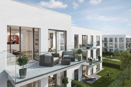 2 bedroom apartments for sale in Munich. New three-room apartment with balcony in Munich, Ramersdorf-Perlach district