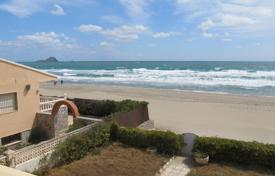5 bedroom houses for sale in Murcia. Two-level furnished villa on the beach in Mar Menor, Murcia, Spain