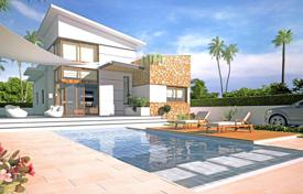 New villas overlooking the mountains and salt lakes in Ciudad Quesada, Alicante, Spain for 375,000 €