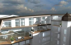 Penthouses for sale in Steiermark. Penthouse with a roof terrace area of 132 m² and ceilings up to 3.8 m, Graz