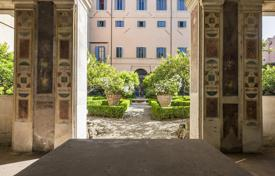Chateaux for sale in Italy. Palace in the center of Rome. The pearl of late Renaissance in the heart of Rome.