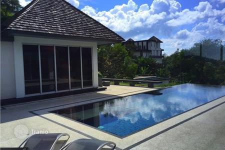 Luxury 1 bedroom houses for sale overseas. Villa – Choeng Thale, Phuket, Thailand