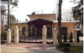 Coastal property for sale in Latvia. Exclusive house in Jurmala