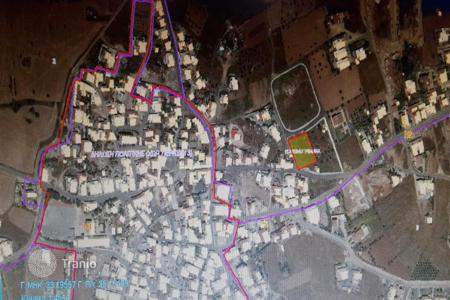 Development land for sale in Nicosia. 1,836m² Residential Plot in Kokkinotrimithia