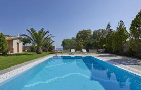 4 bedroom villas and houses to rent in Southern Europe. Villa – Anavyssos, Attica, Greece