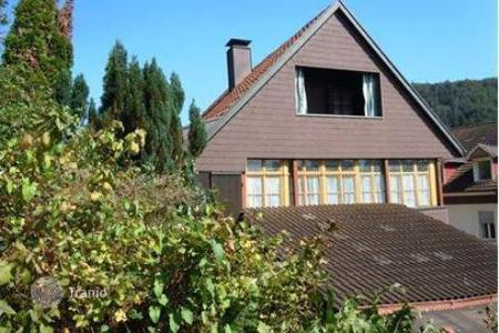 Cheap residential for sale in Baden-Wurttemberg. A detached house on a large piece of land in Rheinfelden