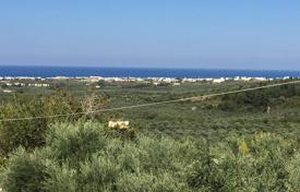 Cheap property for sale in Crete. Land for construction next to Kournas lake – Chania