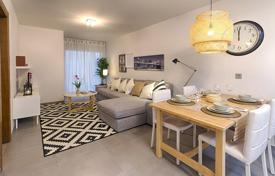 New homes for sale in Canary Islands. Two-bedroom apartment with mountain view in a new residential complex near the beach of La Tejita, Sotavento, Tenerife