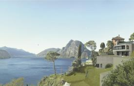 Luxury 3 bedroom houses for sale in Central Europe. Villa – Lugano city, Lugano, Ticino, Switzerland