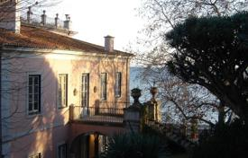 Unique palace of the XIX century with terraces and gardens 30 meters from the sea, Lisbon, Portugal for 18,320,000 $