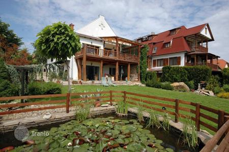 Residential for sale in Heviz. Real estate complex in the most elegant street of Hévíz