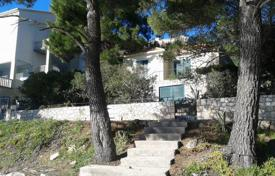 Houses for sale in Lastovo. Sea front house on Lastovo island
