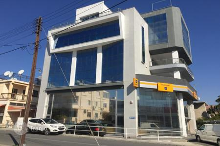 Commercial property for sale in Limassol. Office Space for Sale in Arch. Makariou III Avenue Limassol