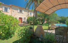 5 bedroom houses for sale in France. Var backcountry — Stone masonry property