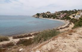 Development land for sale in El Campello. Land on the front line beach in El Campello