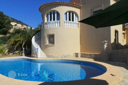 Houses with pools for sale in Benitachell. Villa – Benitachell, Valencia, Spain