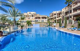 Apartments with pools for sale in Southern Europe. Elite apartment with a terrace in a modern residence with two pools, near the beach, Benaavis, Costa del Sol, Spain