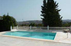 Houses with pools for sale in Mijas. Villa – Mijas, Andalusia, Spain