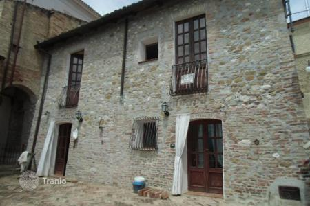 Residential for sale in Abruzzo. Traditional 2 bedroom stone house with garden only 5 mins. from the beach