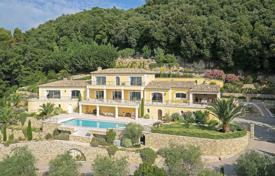 Luxury 6 bedroom houses for sale in Grasse. Cannes backcountry — Exceptional panoramic views