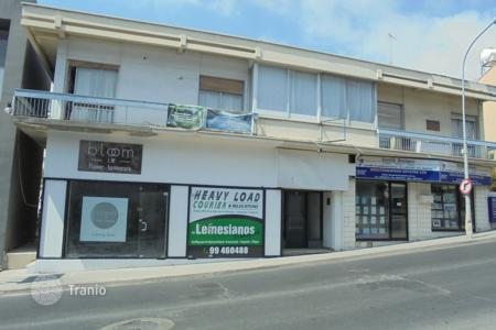 Commercial property for sale in Paphos (city). Apartment Block/Shops/Offices For Renovation Town Centre