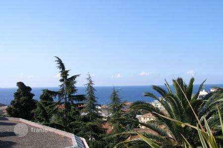 Luxury penthouses for sale in Sanremo. Penthouse with stunning sea view