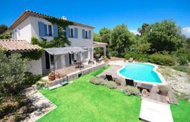 4 bedroom houses for sale in Biot. Villa – Biot, Côte d'Azur (French Riviera), France