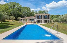 Luxury houses for sale in Muan-Sarthe. Between Mougins and Valbonne — New Provencal modern villa