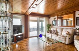 Apartments with pools for sale in Catalonia. Premium apartment with a spacious terrace and a billiard room, near the sea, Sant Andreu de Llavaneres, Barcelona, Spain