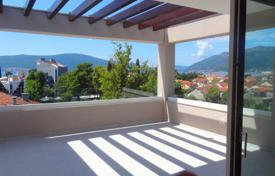 Apartments with pools for sale in Tivat. Apartment in new building close to Porto Montenegro