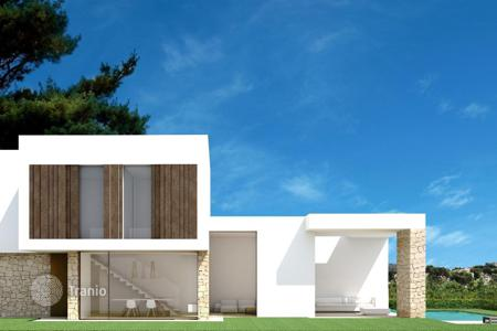 Off-plan houses with pools for sale in Spain. Beautiful villa, Moraira, Spain