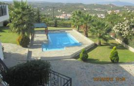 Spacious villa with a private garden, a pool, a garage and a terrace, Chania, Greece for 600,000 €