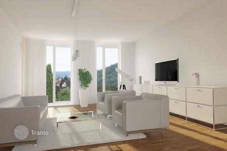 New homes for sale in Baden-Baden. New luxury apartment with terrace on the shady side of the Lichtentaler Alley, Baden — Baden