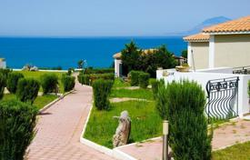 Coastal property for sale in Kyllini. Kyllini, Ilias perfecture. Complex of tourist apartments is for sale