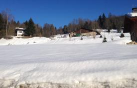 Development land for sale in Alps. Building plot of 850 m²