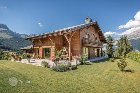 Luxury 4 bedroom houses for sale in French Alps. Villa – Megeve, Auvergne-Rhône-Alpes, France