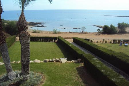 3 bedroom apartments for sale in Famagusta. 3 Bedroom Beach Front Apartment in Agia Triada