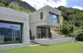 Luxury houses with pools for sale in Central Europe. Villa – Gambarogno, Ticino, Switzerland