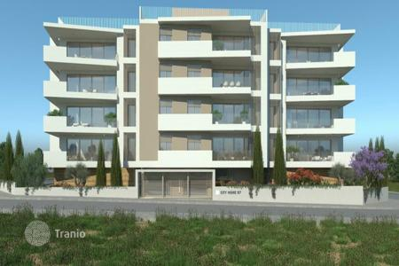 3 bedroom apartments for sale in Nicosia. 3 Bedroom 1st floor apartment in Aglatzia with unobstructed park view