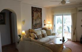 Townhouses for sale in Valencia. Furnished townhouse with garden and parking, in Los Dolses, Alicante, Spain