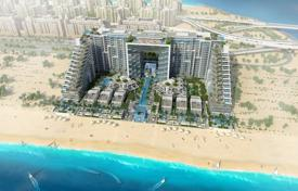 Property for sale in Western Asia. Furnished luxury apartment in a modern residential complex in Palm Jumeirah