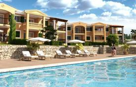 Apartments with pools for sale in Balearic Islands. Apartments in a new residential complex in the eastern part of Mallorca