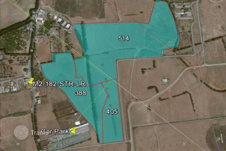 Land for sale in Meneou. Land for sale