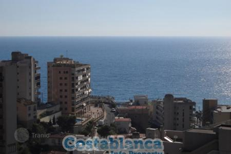 Coastal penthouses for sale in Spain. Penthouse – Benidorm, Valencia, Spain
