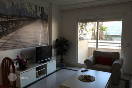 Residential for sale in Puerto Banús. Two-bedroom apartment in a residential complex with swimming pool in Puerto Banus, Marbella