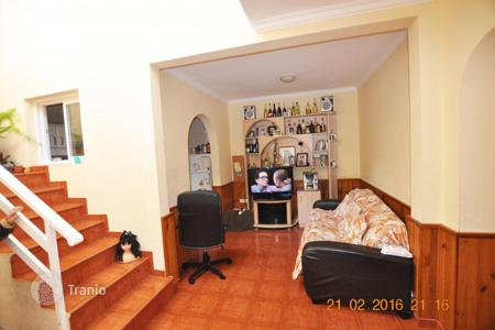 Cheap houses for sale in Tenerife. Two-storey villa in Adeje Casco, Tenerife, Spain